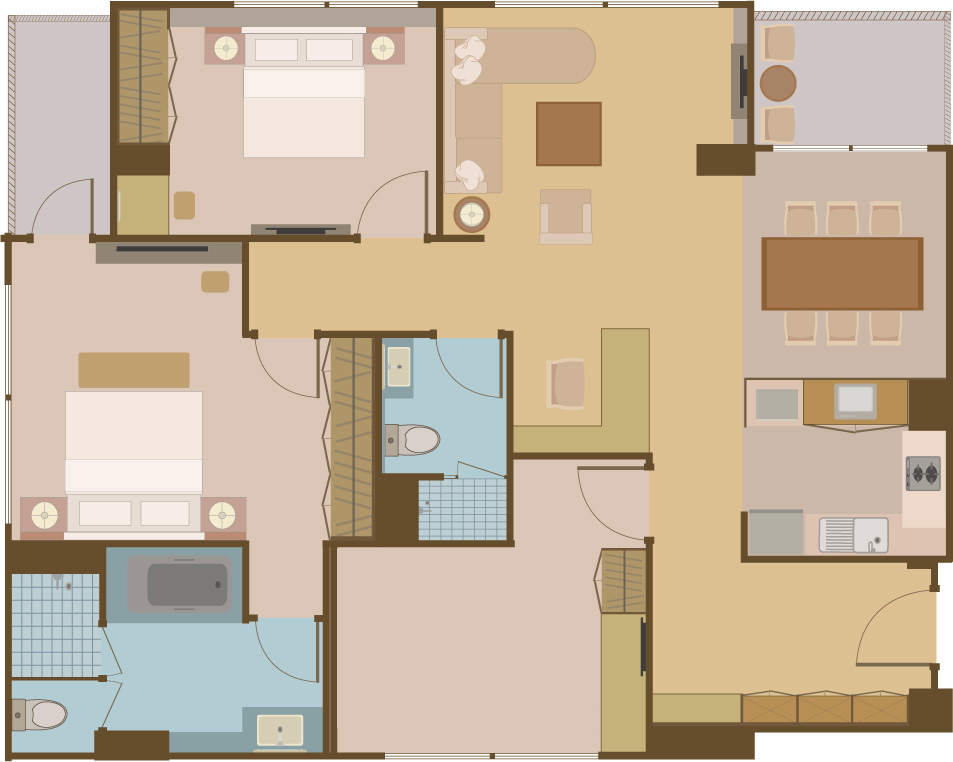 two-bedroom-executive